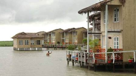 Padma ResortMost lucrative one at island of mighty Padma River