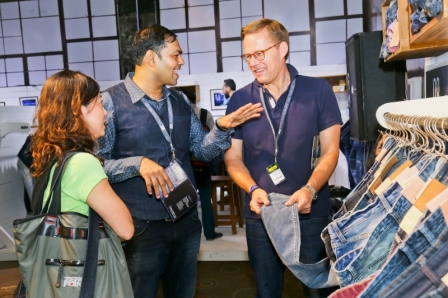 Bangladesh growing as denim production centre