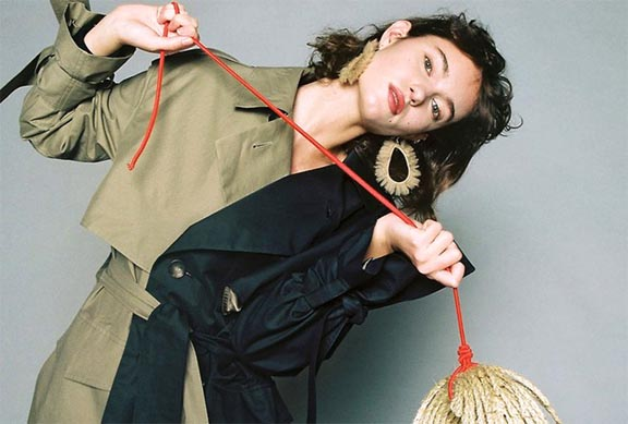 Coralie Marabelle Is Giving Eco Fashion a French Girl Twist