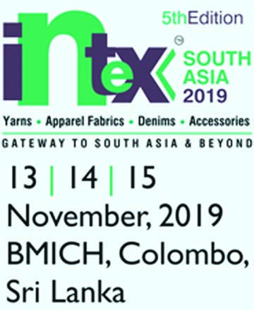 Intex South Asi 13-15 Nov, 2019