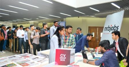 BUFT-NRB Jobs Career Fest gets huge response