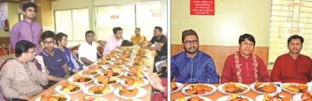Iftar Party of Dhaka University Apparel & Textile Forum held