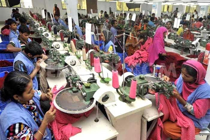 RMG exports saw 12.82pc growth in 11 months