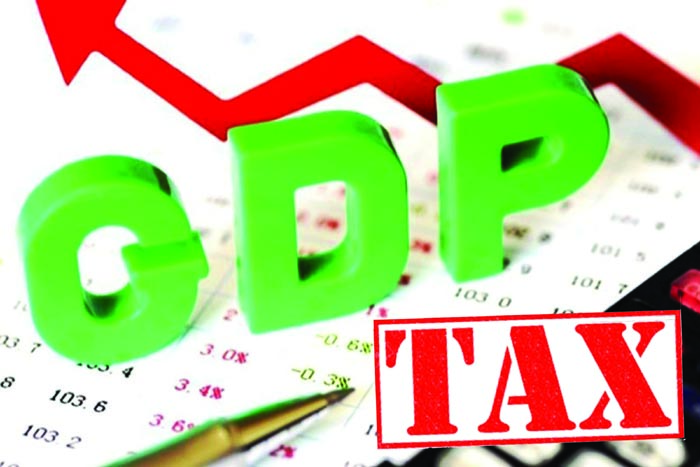 FM vows to raise tax-GDP ratio to 15pc in 2yrs