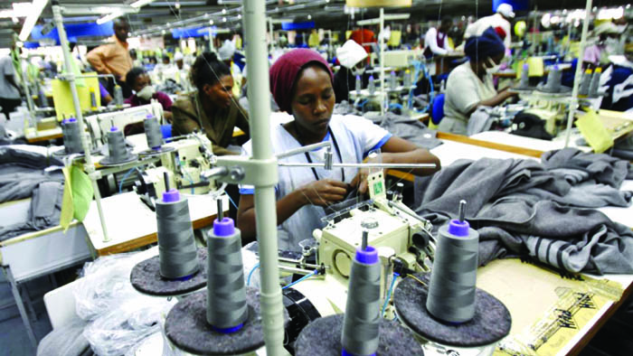 South Africa revives apparel business