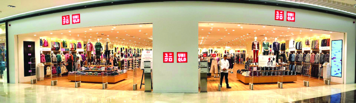 Fast Retailing overcomes H&M