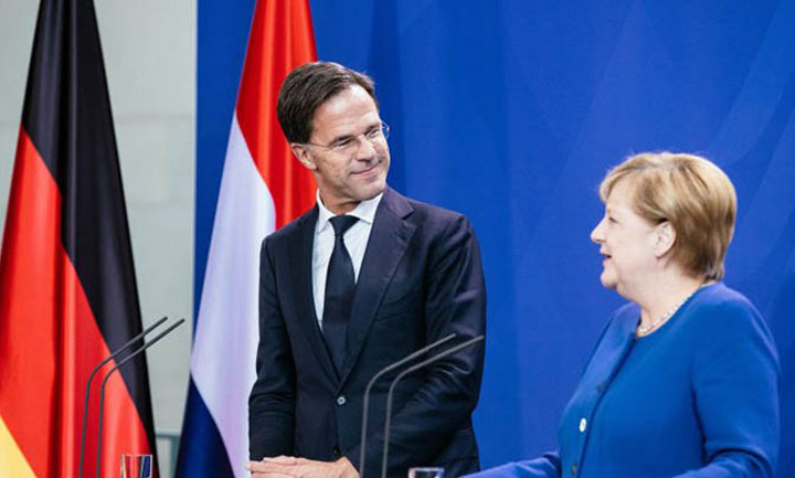 Germany, Netherlands sign agreement to boost innovation