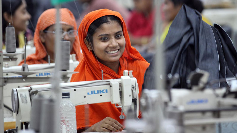 Bangladesh's RMG industry moves forward at its own pace