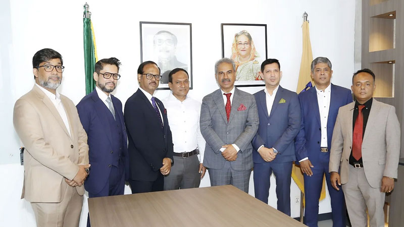 BGMEA's new board officially takes charge