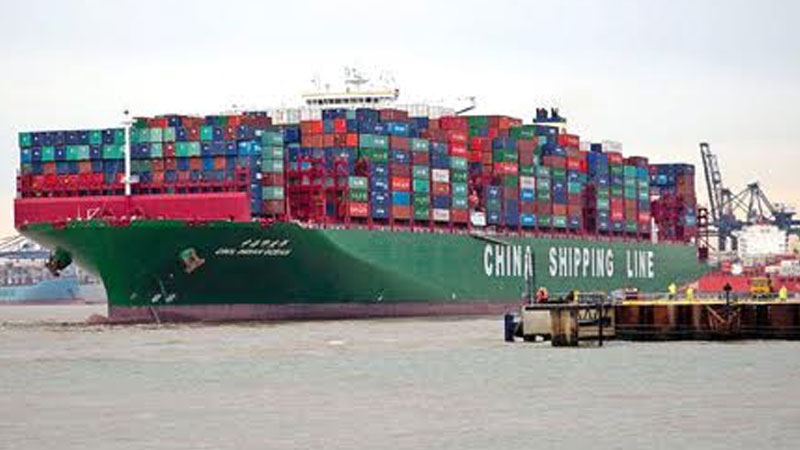 China overtakes Germany as UK's top import market