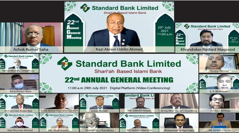 Standard Bank's 22nd AGM held