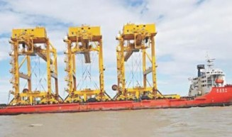 Ctg Port's container handling capacity increased